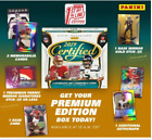 2019 Panini Certified Football 1st First Off The Line Hobby Box FOTL - PRE SALE