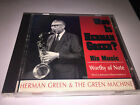 Herman Green & Thd Green Machind Who Is Herman Green His Music Cd 1994