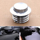 Flush Pop Up Screw Gas Cap Vented Fuel Tank Cover For Harley Sportster Dyna 82 +