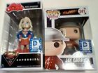 FLASH JAY GARRICK #341 + SUPERGIRL Rock Candy -DC Legion Of Collectors FUNKO POP