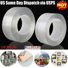 Double sided Grip Tape Traceless Washable Adhesive Nano Invisible Gel Tapes USA