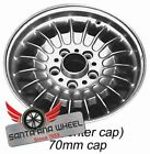 390X165mm BMW 733i 735i L6 633CSi 635CSi 1983 1987 OEM Factory Wheel Rim 59153B