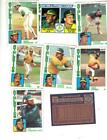 Rickey Henderson Cards, Rookie Card and Autographed Memorabilia Guide 14