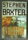 Evolution by Stephen Baxter Hardcover 2002 First Edition Sci Fi