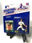 MARK MCGWIRE - Kenner Starting Lineup SLU 1989 Action Figure & Card Oakland A's