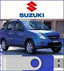 Suzuki Ignis Factory Service Manual & Wiring Diagrams  2000 - 2008 USB Drive