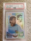 Lionel Messi 2010 World Cup 100 Club Topps Match Attax Card PSA Graded 9 MINT