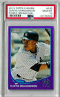 Curtis Granderson Cards, Rookie Cards and Autographed Memorabilia Guide 7