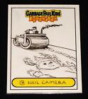 GARBAGE PAIL KIDS 2011 Flashback Series 3 NEIL CAMERA Sketch Card - OS1 31 - FS3
