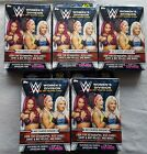5x Topps Wwe Womens Division Hanger Box 2017 Divas 5 Exclusive Cards 200 Cards