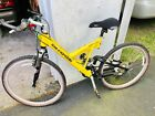 Cannondale Super V500 Full Suspension Mountain Bike Fox Vanilla X
