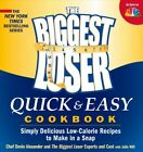 Biggest Loser Quick  Easy Cookbook  Simply Delicious Low Calorie Recipes to