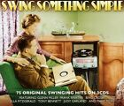Swing Something Simple by Various Artists CD Nov 2011 3 Discs O2a