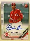 2019 Topps NSCC Bowman Chrome National Convention Cards - Autograph Print Runs 15