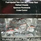 MAISTO Harley Davidson FLHRC Road King Classic Diecast Motorcycle 1/18 Scale