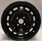 15 Inch 4 on 100 Black Steel Wheel Fits MAZDA 2 2011 thru 2014 WE83946N New