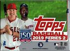 2019 Topps MLB Series Two Complete Set 351 700 350 cards Free shipping