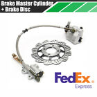 1x Rear Brake Master Cylinder and Brake Disc for 110CC 125CC Motorcycle ATV New