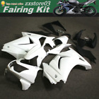 For Kawasaki Ninja 250R 2008 2012 Unpainted ABS Injection Fairings Kit Body Work