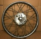 Honda xl175 xl 175 Front Wheel Rim Assembly
