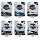 Greenlight 46010 Dually Drivers Series 1 Complete Set of 6 Diecast Trucks 164