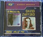 David Zaffiro  The Other Side & In Scarlet Storm CD Classic Archives
