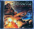 Bloodgood  Detonation CD   1987 Release Frontline Records Zaffiro Christian
