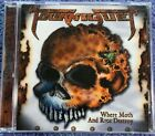 Tourniquet  Where Moth And Rust Destroy CD  Metal Blade Records Christian Metal
