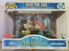 Funko Pop The Little Mermaid KISS THE GIRL Target Exclusive 546