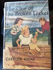 Nancy Drew 10 The Clue of the Broken Locket HB DJ 1st 1st