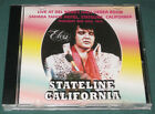 Elvis Presley Stateline California CD Sahara Tahoe May 10 1973 Like New