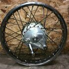 Honda xl175 xl 175 Rear Rim Wheel Assembly
