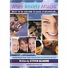 Diamond, Steven : When Anxiety Attacks 4-CD Audio Course CD