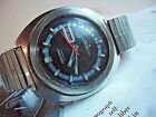 Vintage 1969 S/S Men's Seiko Water 70m Resistant 17J Automatic Watch 6106-8229