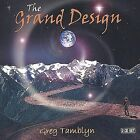 Grand Design by Greg Tamblyn CD(CD) W or W/O CASE EXPEDITED WITH CASE