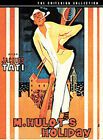 Mr Hulots Holiday DVD 2004 The Criterion Collection Jacques Tati New Sealed