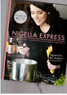 Nigella Express by Nigella Lawson signed by author home cooking recipes