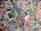 100 Different Worldwide Stamp Collection