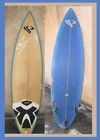 Surfboard 3 fin in San Diego ONeil Blue  Ivory Color Unknown Logo Brand Surf