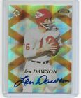 Len Dawson Cards, Rookie Card and Autographed Memorabilia Guide 11