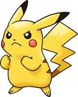 Pikachu Angry Pokemon cuteAF Sticker Any Size Any Colors Car Truck Jeep