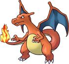 Charizard Pokemon CuteAF Sticker Any Size Any Colors Car Truck Jeep
