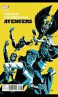 ALL NEW ALL DIFFERENT AVENGERS 5 MICHAEL CHO VARIANT EDITION