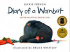 Diary of a Wombat Board book by Jackie French
