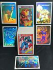 1990 MARVEL UNIVERSE SERIES 1 COMPLETE 162 CARD SET W HOLOGRAMS
