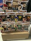 Funko Pop Street Fighter Exclusive 10 Pop Lot Gamestop, Thinkgeek