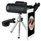 50x60 Optical Zoom Telescope Bird Watching Travel For Apple iPhone XR 6/6S Plus