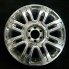 20 FORD EXPEDITION F150 PICKUP 2009 2014 POLISHED OEM Factory Wheel Rim 3788