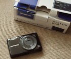 Olympus Stylus D-770 16.0MP 5 X Zoom Digital Camera - Black 26mm wide angle lens