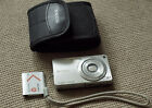 Excellent Sony Cyber-shot DSC-W350 14.1MP Digital Camera - Silver with Sony case